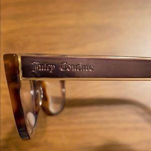 Juicy Couture Accessories - Juicy Couture eyeglasses. Brown.